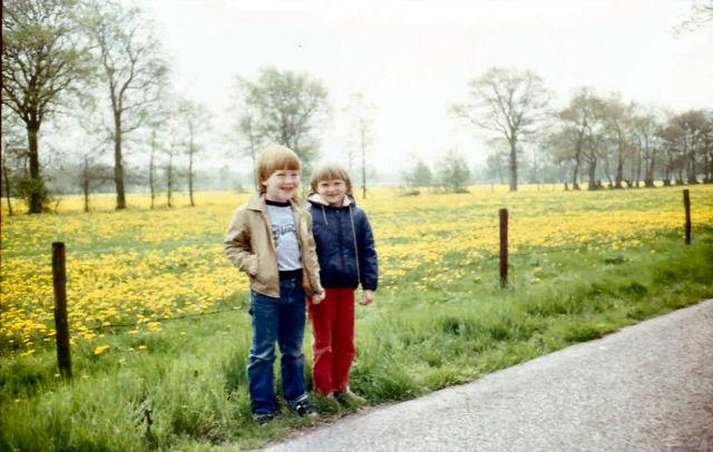 Hendrik Kloosterman en Gretha Vonk.
