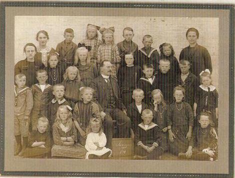 Chr. School in 1926