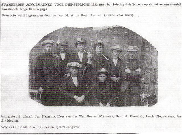 1922 Suameerder jongemannen