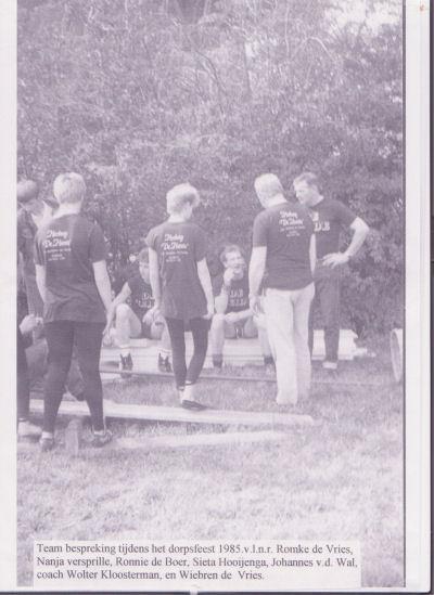 Zeskamp 1985