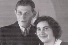 Wietze en Jantsje Adema